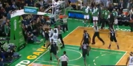 Nba. Scoppia la rissa tra Boston Celtics e Brooklin Nets. Tre espulsi. IL VIDEO