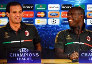 Esonerato Allegri, il Milan guarda ora a Seedorf come successore
