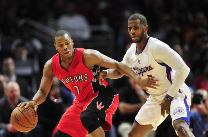 Basket Nba. I Toronto raptors travolgono i Clippers