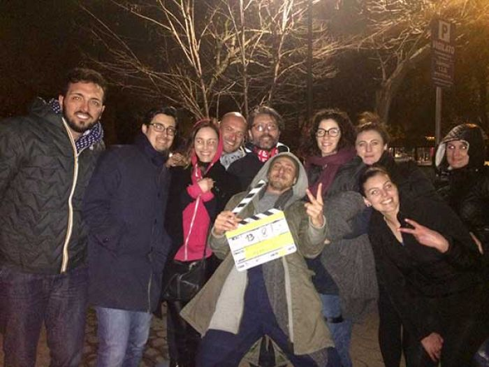 "Al via le riprese a Roma del film ""Once (in my life)"""
