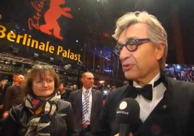 Berlinale. Wim Wenders, giovedì Orso d'oro alla carriera. VIDEO