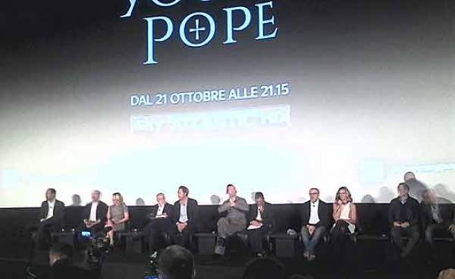 The Young Pope, presentata la serie TV firmata Sorrentino