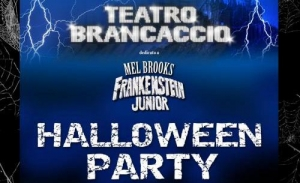 Teatro Brancaccio. Hallowen party e la stagione 2012-2013