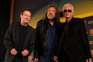 Tornano i Led Zeppelin ma solo in un film. Il trailer