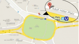 Gaffe di Google Maps. Torna Piazza Adolf Hitler a Berlino
