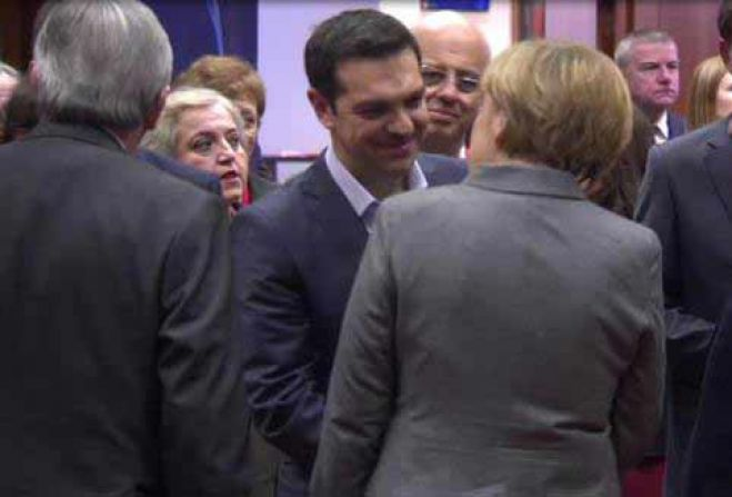 Grecia. Atteso Eurogruppo, Tsipras, serve decisione storica