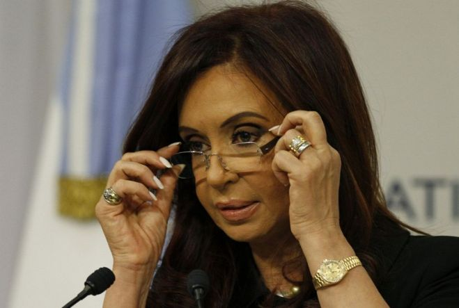 Argentina.Incriminata la presidente Kirchner. VIDEO