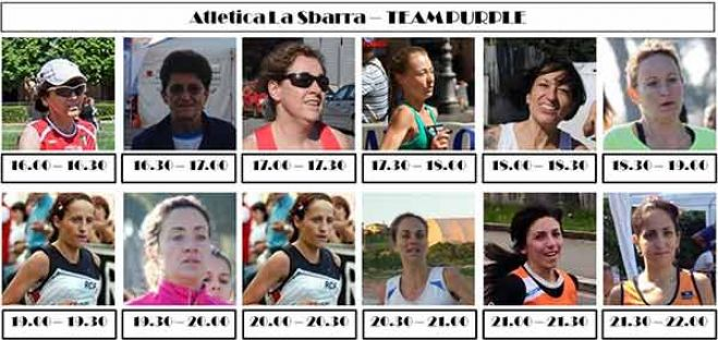 Sport Against Violence, 12X30': Atletica La Sbarra vince classifica femminile