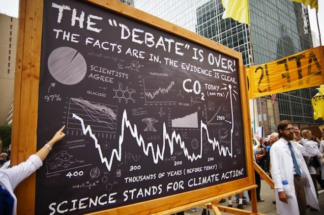 March for Science, in marcia anche piazze italiane