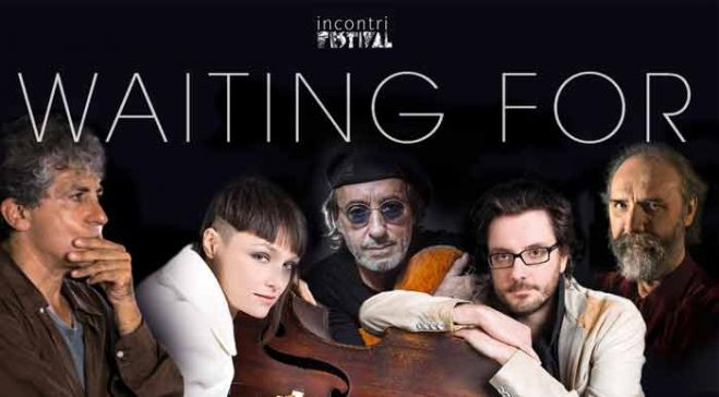"Auditorium. ""Waiting for cage"". Il 7 ottobre"