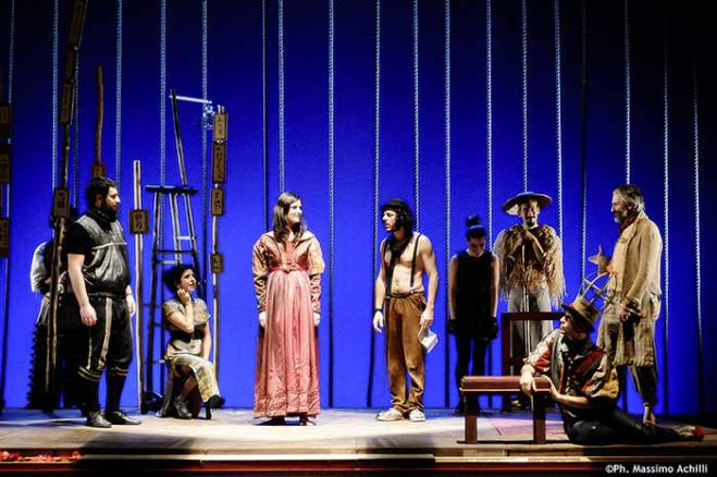 Teatro Parioli. As you like it. Dal 15 al 25 gennaio