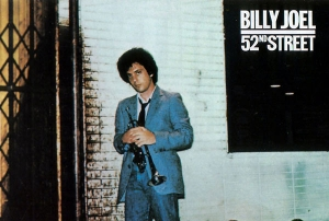 Billy Joel, piano man