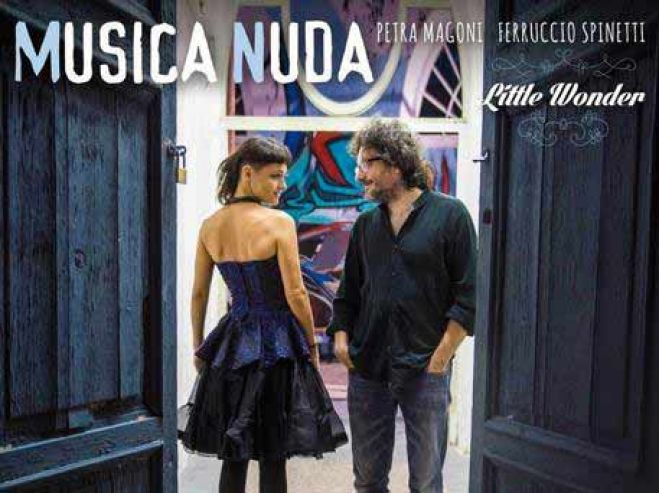 """Little wonder"", nuovo album di ""Musica Nuda"""
