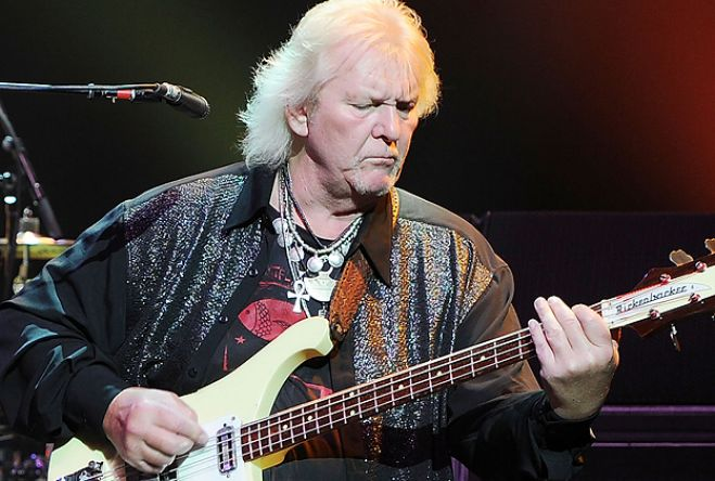 Musica: è morto Chris Squire, il bassista degli Yes