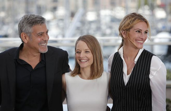 """Money Monster"". Straordinario come il suo red carpet"