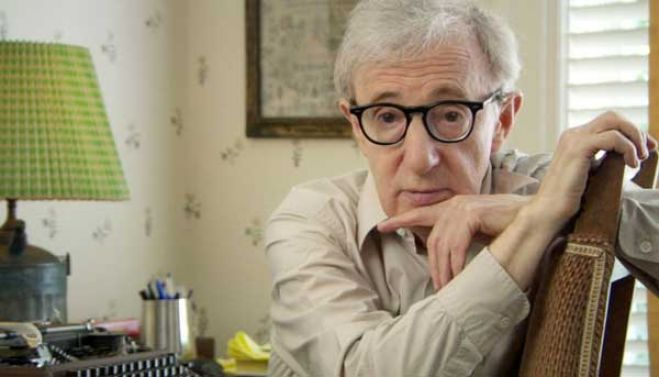 Woody Allen, parte serie tv per Amazon