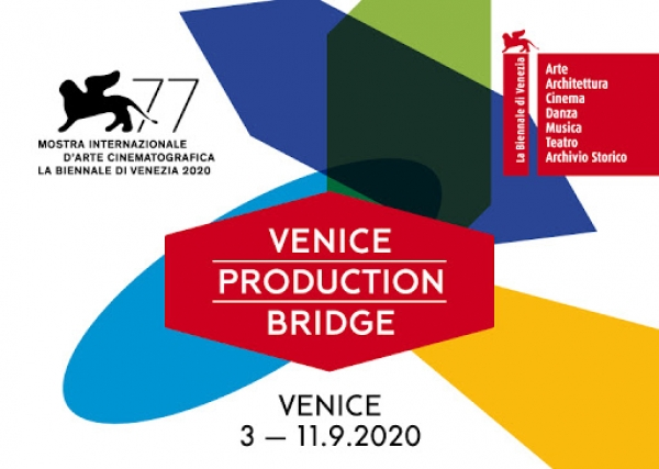 Venezia 77. Venice production bridge, final cut in Venice