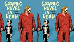 Davide Toffolo. Autobiografia di un allegro ragazzo morto. Graphic novel is dead. Video