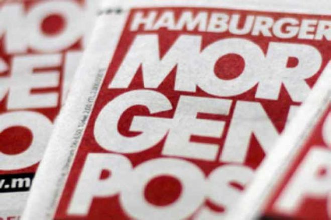 Germania. Incendio al giornale tedesco Hamburger Morgenpost