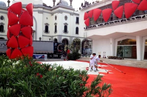Venezia 69. Red carpet al pubblico pagante