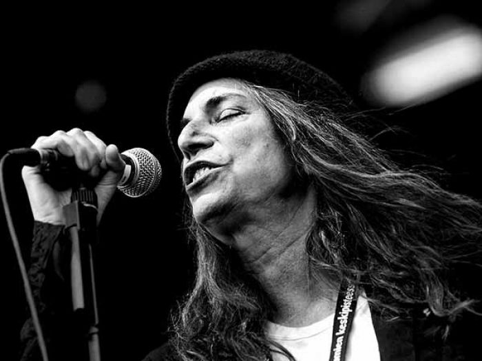 Patti Smith, sei concerti in Italia