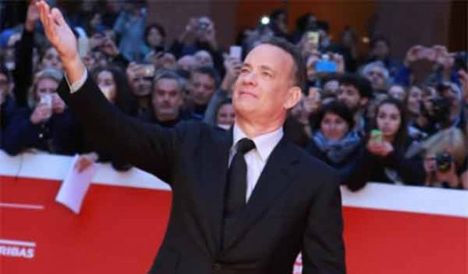 Rome Film Fest. Intervista a Tom Hanks
