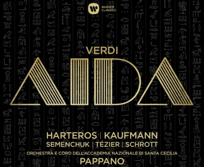 Top of The Music. L'Aida di Pappano tra i più venduti
