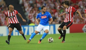 Champions League. Napoli ko a Bilbao, eliminato