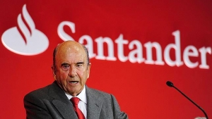 Banco Santander: morto il presidente Emilio Botin. VIDEO