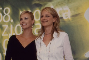 Charlize Theron e Helen Hunt