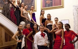 Michele Miglionico. Fashion party con le forze armate
