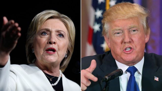 "Usa 2016: Clinton e Trump, i candidati del ""Super Tuesday"""