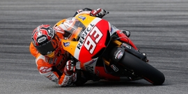 GP Rio Hondo. Marquez in pole position