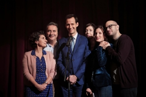 "Festa Cinema Roma 15. ""Le discours"" di Laurent Tirart, arguto e divertente"