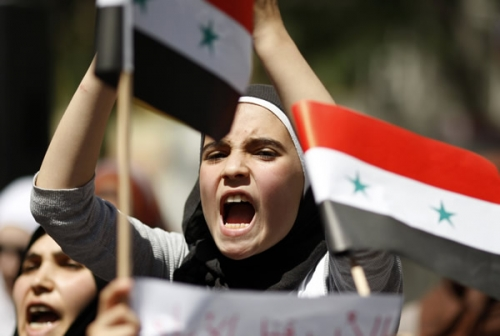 Siria. Amnesty International denuncia la brutale repressione
