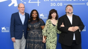 Venezia 74. Leone d'oro a The shape of water. La recensione