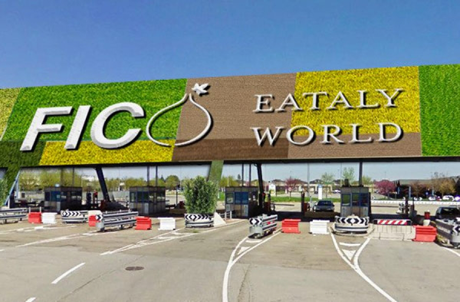 Partnership tra Trenitalia e Fico Eataly World