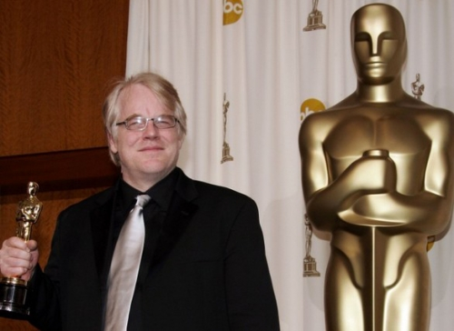 "Philip Seymour Hoffman. ""The master"" ci saluta"