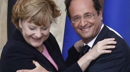 Crisi e Austerity, Francia e Germania all'attacco. Accuse alla Merkel
