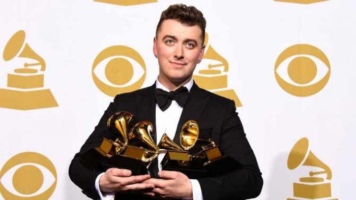 Grammy. Il trionfo di Sam Smith. VIDEO