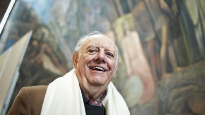 Addio a Dario Fo artista unico e totale