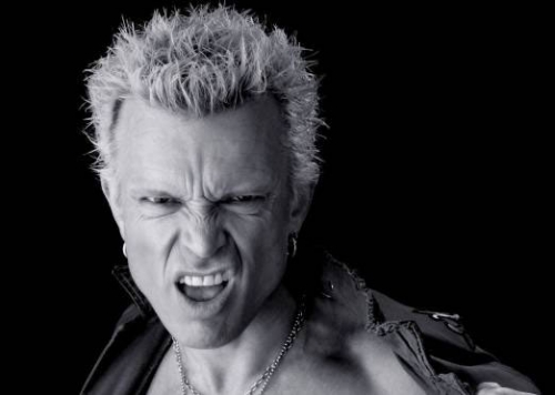 "Billy Idol lancia il suo nuovo disco ""Kings & Queens of the Underground"". IL VIDEO"