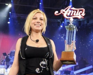 "Emma Marrone. ""Cercavo amore"" e ""Amici"". Video"