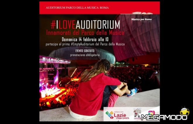 San Valentino all'Auditorium