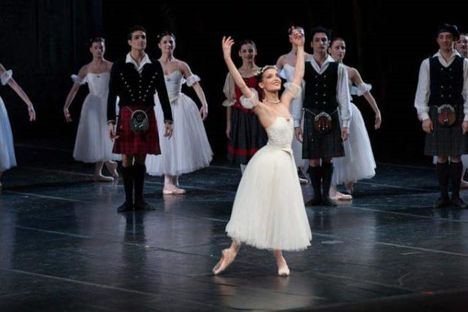 Teatro dell'Opera. Giselle. Un balletto da favola. Video