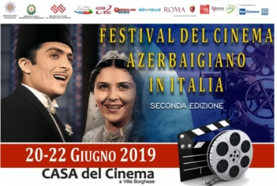 Il cinema dell'Azerbaigian a Roma per la seconda volta