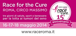 Roma. 'Race for the cure'. Torna appuntamento con corsa contro tumori al seno