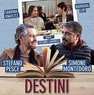 "Al Cinema Farnese ""Destini"" di Luciano Luminelli"