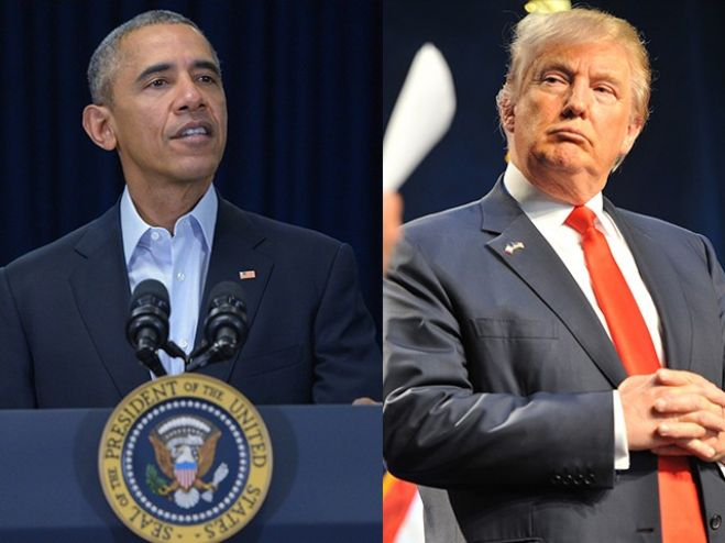 Usa. Trump all'attacco di Obama: debole e inefficace