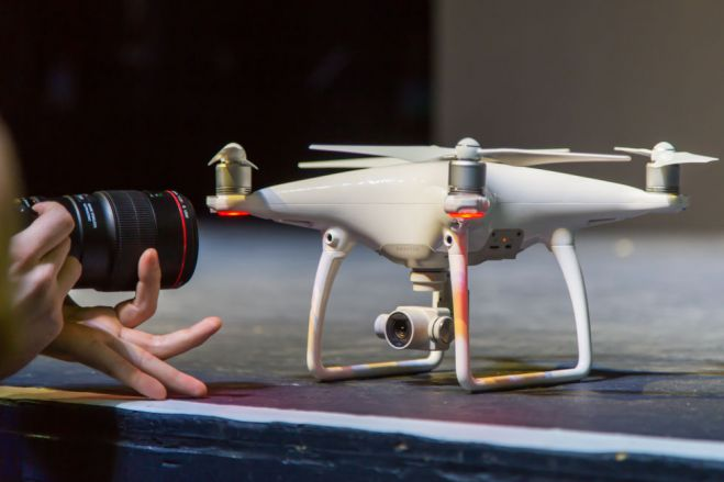 Phantom 4, un concentrato di tecnologia. VIDEO RECENSIONE